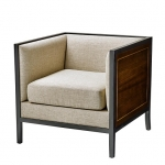 Кресла. Eichholtz Chair Lauriston кресло бежевое