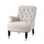 Кресла. Eichholtz Barrington кресло белое