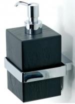 Аксессуары для ванной настенные. Ardesia аксессуары для ванной чёрные настенные дозатор натуральный чёрный Сланец