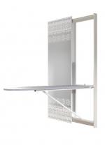 Гладильные доски. TOTMA BELSI гладильная доска-трансформер с зеркальной дверью-купе