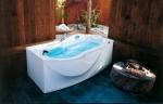 Ванны. Jacuzzi ванна с гидромассажем J.Sha Active