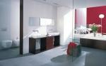 Мебель для ванной комнаты. Keramag мебель для ванной Emani by Antonio Citterio