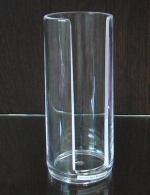 Контейнеры для ватных Дисков Шариков Палочек. Контейнер для ватных дисков акрил бесцветный прозрачный