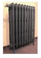 Радиаторы чугунные, стальные, стеклянные, биметаллические. Chappee чугунный радиатор Floreal, 9 секций