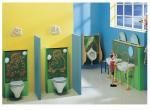 Сантехника и Мебель для детского санузла. Сантехника для детского санузла Cucciolo