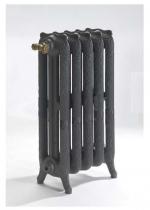 Радиаторы чугунные, стальные, стеклянные, биметаллические. Guratec чугунный радиатор Apollo, 5 секций