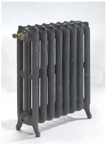 Радиаторы чугунные, стальные, стеклянные, биметаллические. Guratec чугунный радиатор Apollo, 8 секций