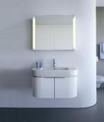 Мебель для ванной комнаты. Duravit мебель для ванной Happy D. 63