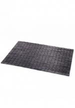 Деревянные коврики и решётки для душа и ванной комнаты. Деревянный коврик для ванной комнаты тиковый чёрный