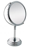 Зеркала косметические с подсветкой увеличением настенные настольные Зеркала с присосками. MARGOT Nicol косметическое зеркало двухстороннее настольное с увеличением 1х1 и 1х5