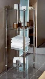 Этажерки для ванной