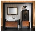 Мебель для ванной комнаты. Ardino мебель для ванной Wurzeldekor