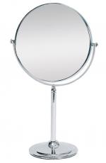 Зеркала косметические с подсветкой увеличением настенные настольные Зеркала с присосками. NADINE Nicol косметическое зеркало настольное двухстороннее с увеличением 1х1 и 1х3