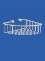 Полки для душа Сетки Полки для ванной стеклянные Полки для полотенец. Полка для душа угловая Naxos Nicol