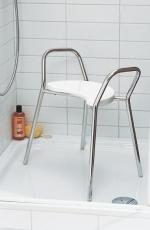 Банкетки для ванной Пуфы Интерьерные Табуреты для душа и ванной Откидные сиденья. LENA Nicol табурет для душа и ванной комнаты