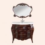 Мебель для ванной комнаты. Tiffany World Barocco Комплект мебели 95*54*h85 см