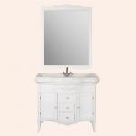 Мебель для ванной комнаты. Tiffany World Sofia Комплект мебели 100*55*h84 см