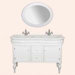 Мебель для ванной комнаты. Tiffany World Palermo Комплект мебели 7703