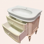 Мебель для ванной комнаты. Tiffany World Palermo Комплект мебели 7702