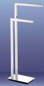 Стойки напольные с бумагодержателем, полотенцедержателем, ёршиком и высокие. Volterra Nicol стойка полотенцедержатель