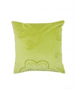 Декоративные подушки. Декоративная подушка (42х42) Idun F21 салатовый от FANNY ARONSEN