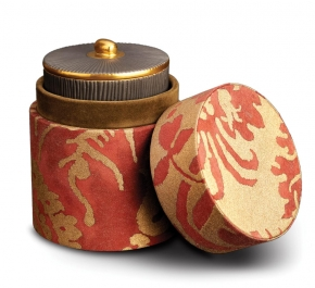 Подсвечники Deluxe. Свеча Fortuny Medici красная