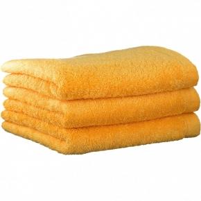 """Хлопковые полотенца.          Полотенце CAWO """"Life Style"""" 7007 Абрикосовый"""