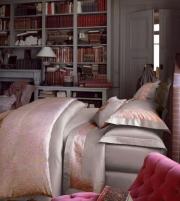 Постельное бельё Deluxe. Постельное белье семейное Boupre (Бопрэ) (140х200 — 2шт) от Yves Delorme
