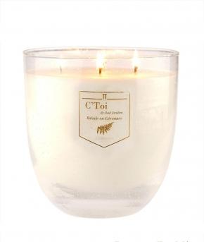 Ароматические свечи Парфюм для дома Диффузоры. Ароматическая свеча XL Cebenna коллекции Balade en Cevennes от C'Toi