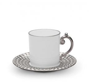 Посуда Столовые приборы Декор стола Deluxe. Кофейный набор Aegean Platinum