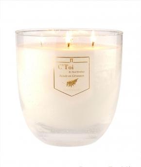 Ароматические свечи Парфюм для дома Диффузоры. Ароматическая свеча XL Les Bancels коллекции Balade en Cevennes от C'Toi
