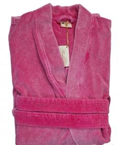 Халаты Одежда для бани и сауны Deluxe. Халат Graffiti Фуксия M от Blumarine