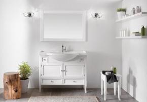 Мебель для ванной комнаты. Eban Arianna 105 композиция Т4 мебель для ванной