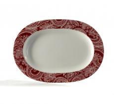 Посуда Столовые приборы Декор стола Deluxe. Блюдо овальное под холодные закуски