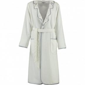 Халаты Одежда для бани и сауны.          Халат женский 4318. Белый
