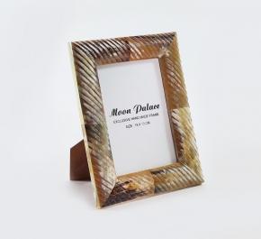 Рамки для фотографий Deluxe. Рамка для фото (светлый рог)
