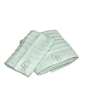 . Комплект полотенец для лица и рук Natasha мятный от Blugirl art.78717-06