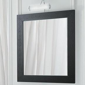 Зеркала для ванной. Globo Paestum Зеркало 80x90 см
