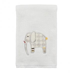 Текстиль для детей: полотенца, халаты, постельное бельё и др.. Полотенце банное Animal Crackers TE1022BNAT