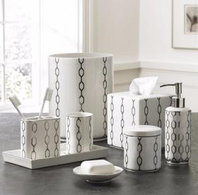Cadena керамические настольные аксессуары для ванной