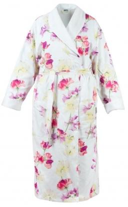 Халаты Одежда для бани и сауны.          Халат женский SCHLOSSBERG Элани