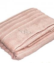 Полотенца хлопковые Deluxe. Банное полотенце Natasha (100×150) Розовый от Blugirl art.78718-02
