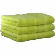"Хлопковые полотенца.          Полотенце CAWO ""Nobless"" 1001 Киви"