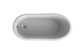 Ванны на ножках. Knief Aqua Plus Ванна модель SLIPPER 1515 x 725 x 785 / 570 мм