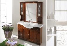 Мебель для ванной комнаты. Eban Gemma 120 композиция Т21 мебель для ванной