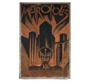 Постеры Фоторепродукции. Постер Metropolis