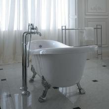Ванны на ножках. Globo Paestum PA100 Ванна 170x80 см