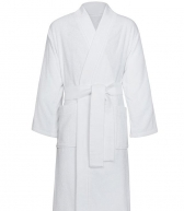 Халаты Одежда для бани и сауны Deluxe. Халат кимоно (S; M; L) Iconic White (Иконик Вайт) от Kenzo