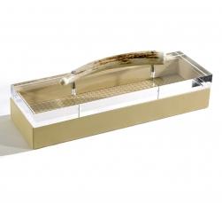 Боксы для часов и украшений Шкатулки Deluxe. Шкатулка Ivory 11 х 35 см