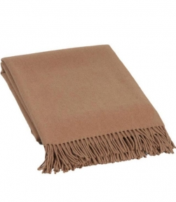 Пледы Покрывала Deluxe. Плед Camel (100% шерсть верблюда) 140х180см. от Co.Bi